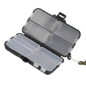 Harga Fishing Tackle Boxes Fishing Accessories Case Fish Lure Bait Hooks Tackle Tool for Storing Swivels, Hooks, Lures