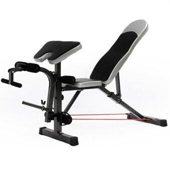 Harga Premium Adjustable Gym Fitness Bench