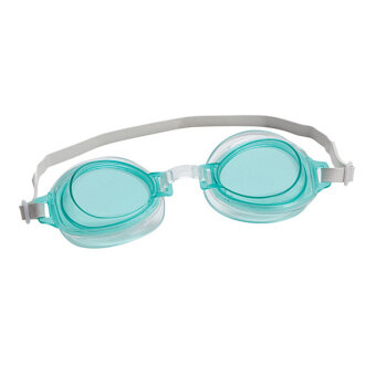 Harga BESTWAY (21002) Hydro Splash Small Frame Diving Snorkeling Googles [bc04] - (Green)