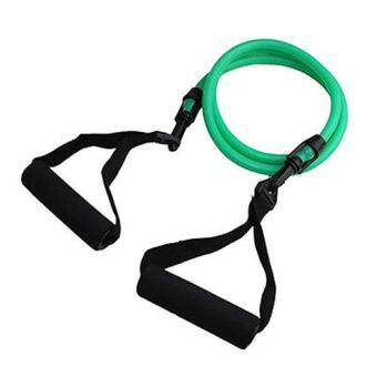 Harga Broadfashion Fitness Equipment Resistance Band Tube Workout Yoga Training Exercise Rope