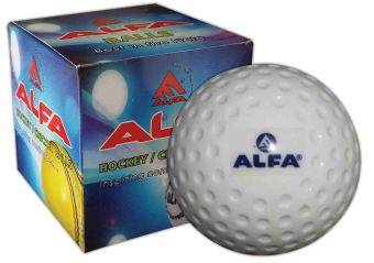 Harga Alfa Hockey Ball Hollow Dimple