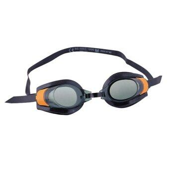 Harga BESTWAY (21005) Hydro PRO Racer Small Frame Diving Snorkeling Googles [bc05] - (Orange)