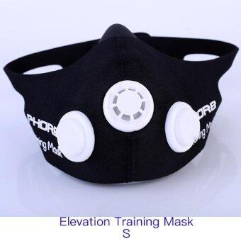 Harga Elevation Training Mask, Fitness Mask, Workout Mask, Running Mask, Breathing Mask, Resistance Mask, Elevation Mask, Cardio Mask, Endurance Mask For Fitness
