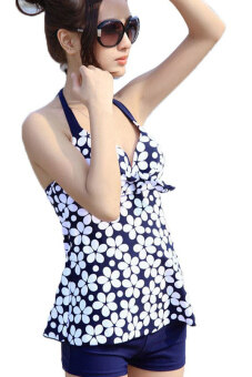 Harga Floral Swimming Suit