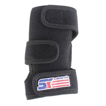 Harga 1pcs SX499 Medical Carpal Tunnel Wrist Brace Support Sprain Forearm Splint Band Strap Black Left or Right