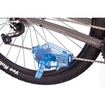 Harga Cycling Bike Bicycle 3D Chain Cleaner Machine Brushes Scrubber Quick Clean Tool