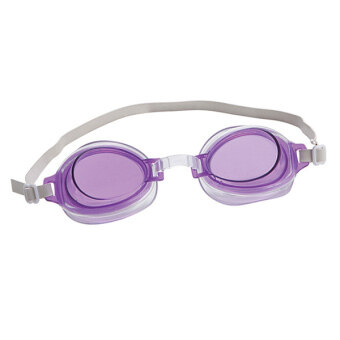 Harga BESTWAY (21002) Hydro Splash Small Frame Diving Snorkeling Googles [bc04] - (Purple)