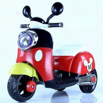 Harga MICKEY MOUSE ELECTRIC MOTORCYCLE SCOOTER