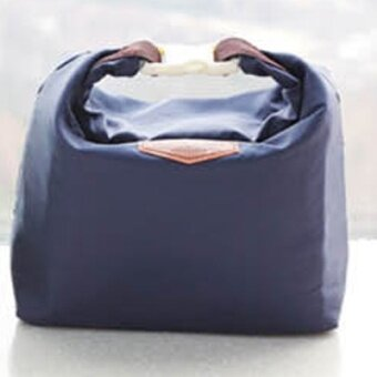 Korean version of the new outdoor portable increase insulationlunch bag tote bag lunch bag cold storage bag fashion