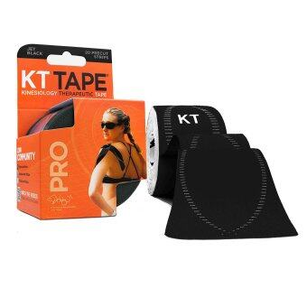 KT TAPE PRO Elastic Kinesiology Therapeutic Tape - 20 Pre-Cut 10-Inch Strips (100% Original)