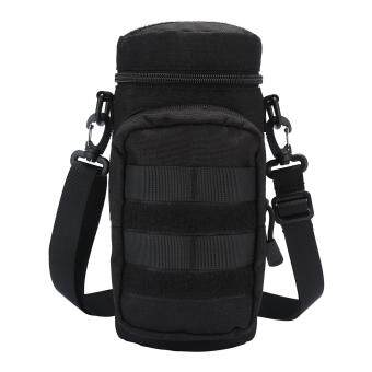 Harga leegoal Tactical MOLLE Water Bottle Carrier With Shoulder Strap