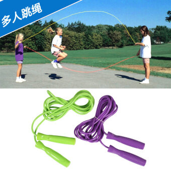 M multi outdoor aerobic Parent and Child interactive toys jump rope