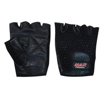 Harga MAX Mesh Weight Lifting Gym & Fitness Gloves