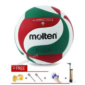 Molten Soft Touch Volleyball VSM4500 Size5 Match Quality Volleyball