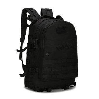 PAlight Outdoor Military Tactical 3D Backpack 40L Camping HikingBag Trekking Sport Rucksacks - intl