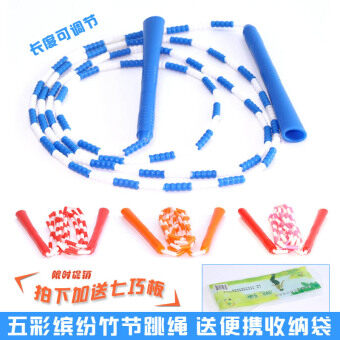 Pattern bamboo Adult Weight Loss fitness jump rope