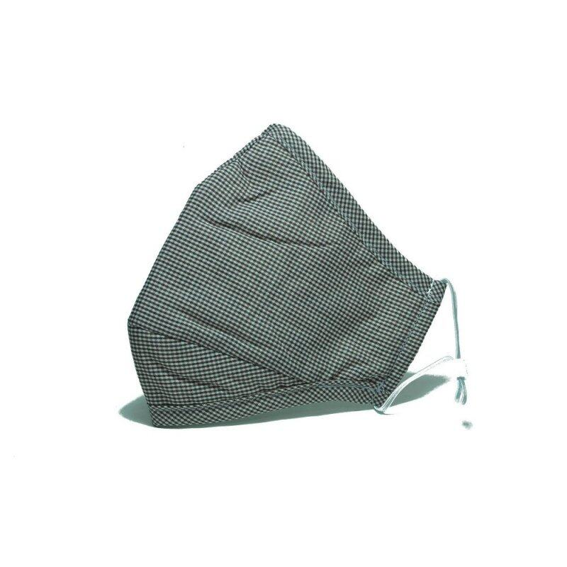 Buy PM 2.5 Adult Face Mask with filters (Small Block) - GREY Malaysia