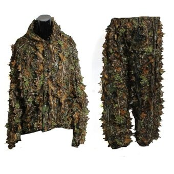 Harga REALTREE CAMO HUNTING LEAF NET GHILLIE SUIT JACKET AND TROUSERS -32249