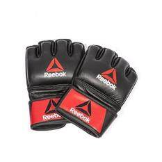 reebok boxing gloves. reebok combat leather mma glove - medium boxing gloves
