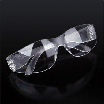 Safety Eye Protective Medical Goggles Glasses Workplace Lab Industrial Anti- Dust