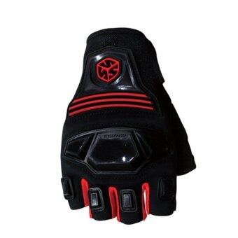 Harga SCOYCO MC24D MOTO Racing glove Motorcycle Racing gloves motorbike Bomber glove made of Leica/Polyester fabric Red