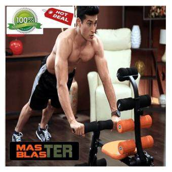 SellinCost Sit Up Bench Gym Bench New 22-in-1 Master Blaster withExercise String Ab Crunch Six packs - 2