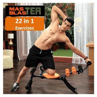 SellinCost Sit Up Bench Gym Bench New 22-in-1 Master Blaster withExercise String Ab Crunch Six packs - 3