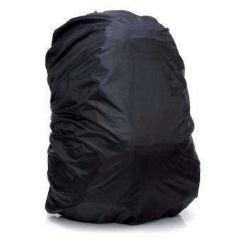 Sokano Waterproof Rain Cover For 30 50L Backpack Black - 2