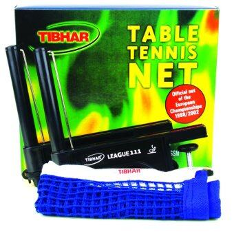 Harga Tibhar League III Post & Net