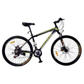 "Harga TOTEM 26"" TX5.0 Alloy Mountain Bike (Green) with SHIMANO equipped"