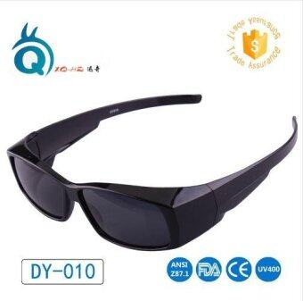 Unisex Polarized Sunglasses Hot Sale Colorful Fit Over GlassesPolarized Cover Precription Wear Fit-over Eyeglasses