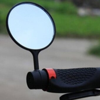 Harga Vanker-Universal Bicycle Bikes Parts Handlebar Cycling GlassRearview Mirror