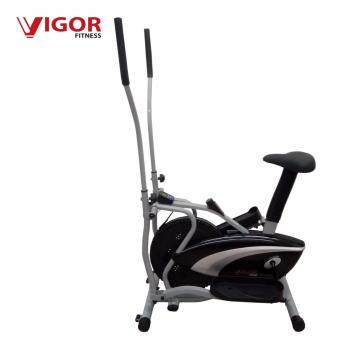 VIGOR Elliptical Trainer / Orbitrac 2 in 1 Exercise Bike