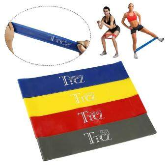 Harga Yoga Sports Exercise Band Resistance Loop Band Fitness Workout BandExercise