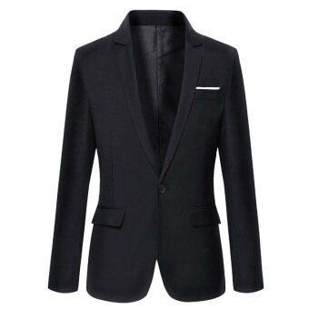 2017 Casual Suit Blazer Men New Arrival Fashion Slim Fit JacketMale Suits Masculine Blazer for Men Outerwear - 5