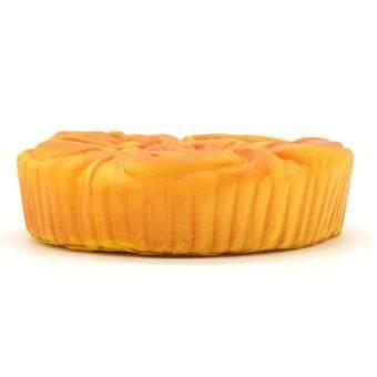 Authentic 15CM Kiibru Squishy Hanamaki Bread Cream Scented SlowRising Toy 1PCS - 5