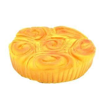 Authentic 15CM Kiibru Squishy Hanamaki Bread Cream Scented SlowRising Toy 1PCS - 2