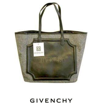 Harga AUTHENTIC GIVENCHY PARFUMS GREY TOTE (COMPLIMENTARY ITEM)