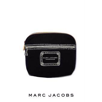 Harga AUTHENTIC MARC JACOBS CANVAS POUCH (BLACK)