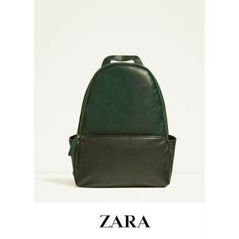 Harga AUTHENTIC ZARA URBAN BACKPACK (GREEN)