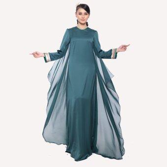 Belle labelle Petunia Kaftan (Turquoise)