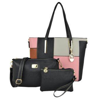 Harga British Polo Modern Style Ladies bag black