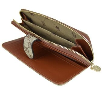 British Polo Wallet Brown - 5