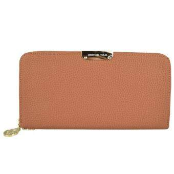 Harga British Polo Women Latest Classic Wallet (Brown)