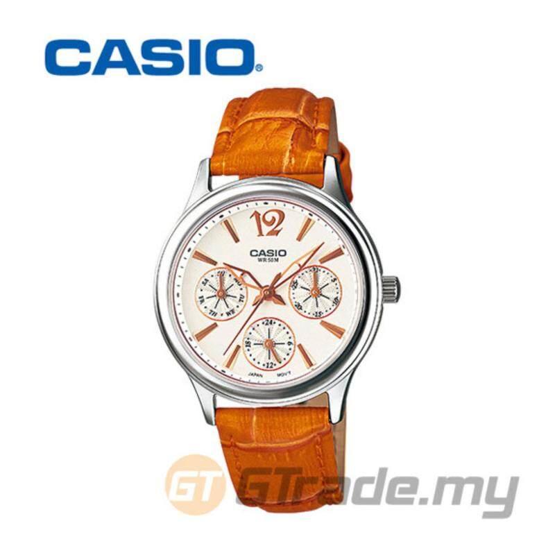 CASIO STANDARD LTP-2085L-5AV Analog Ladies Watch Malaysia