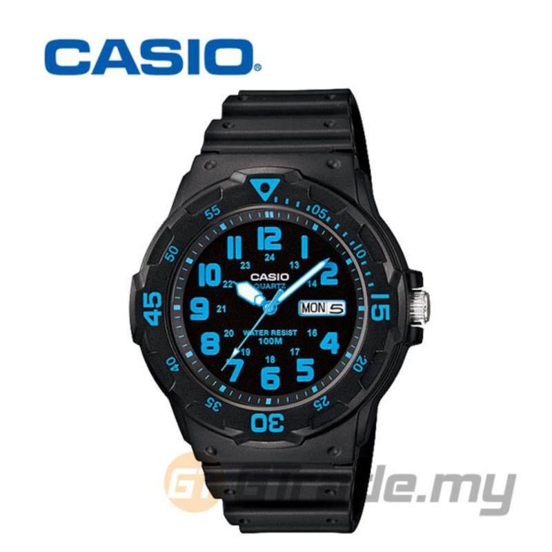 CASIO STANDARD MRW-200H-2BV Analog Mens Watch Malaysia