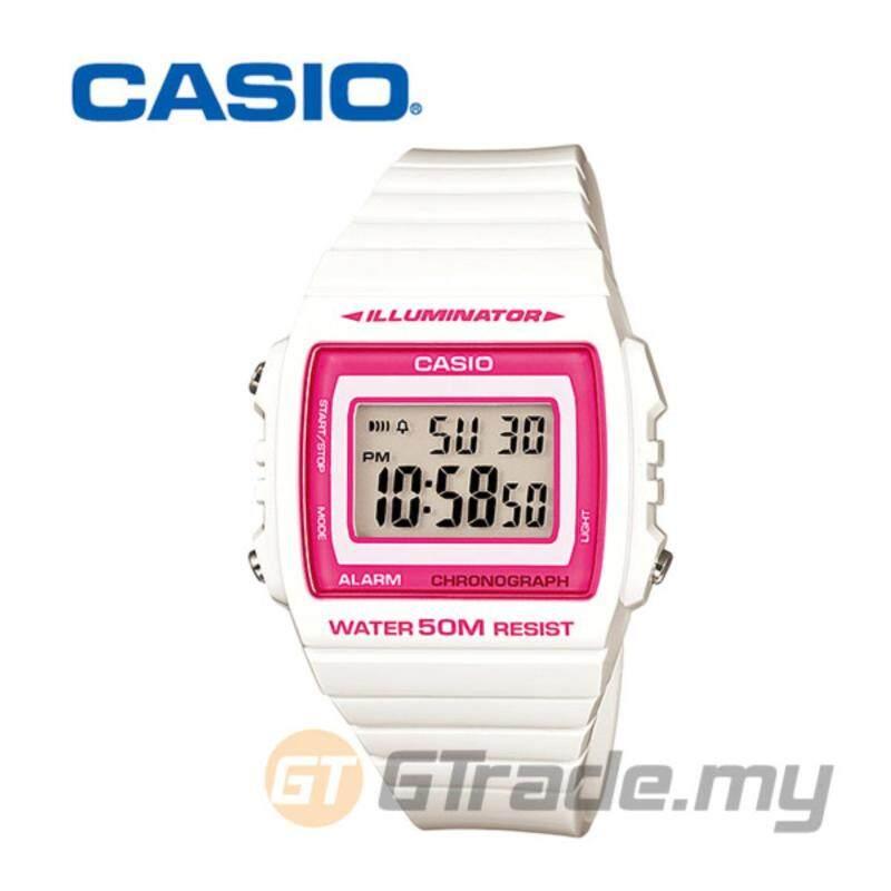 CASIO STANDARD W-215H-7A2V Digital Watch Malaysia