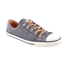 converse 6 5 womens. converse 553417c chuck taylor all star dainty peached ox womenblack/biscuit converse 6 5 womens t