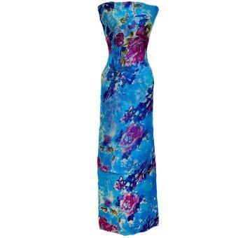 Cotton & Silk Fabric Kain Ela Meter Baju Kurung Chiffon Matching Valentino Crepe 508c