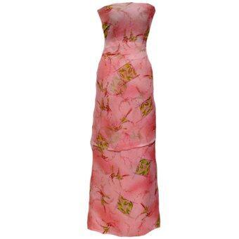 Cotton & Silk Fabric Kain Ela Meter Baju Kurung Chiffon Matching Valentino Crepe 509c